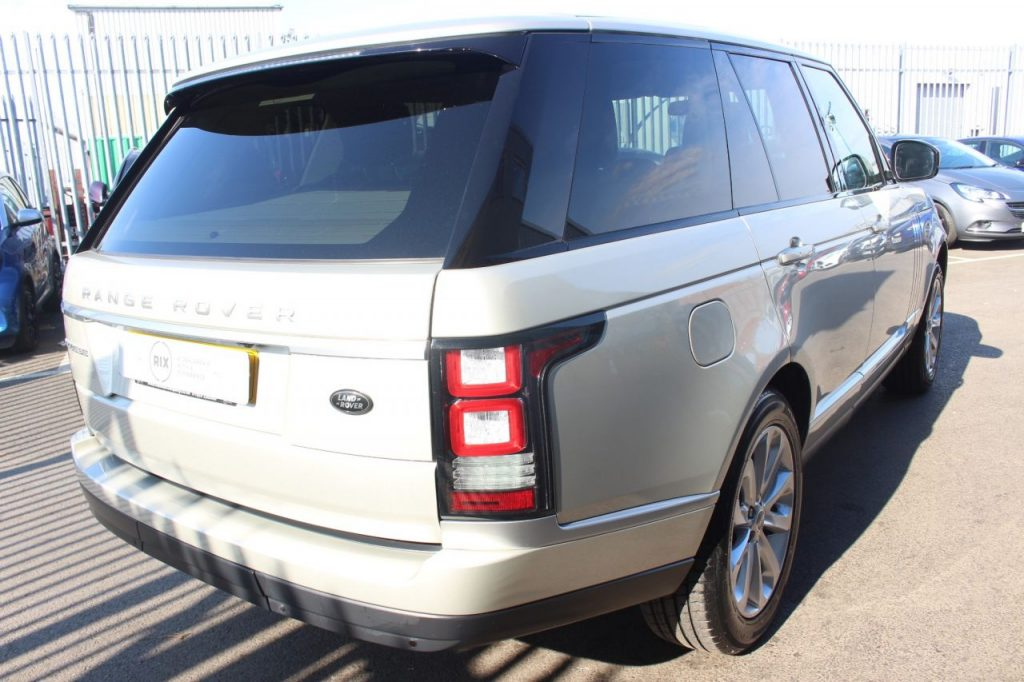 Range Rover Finance