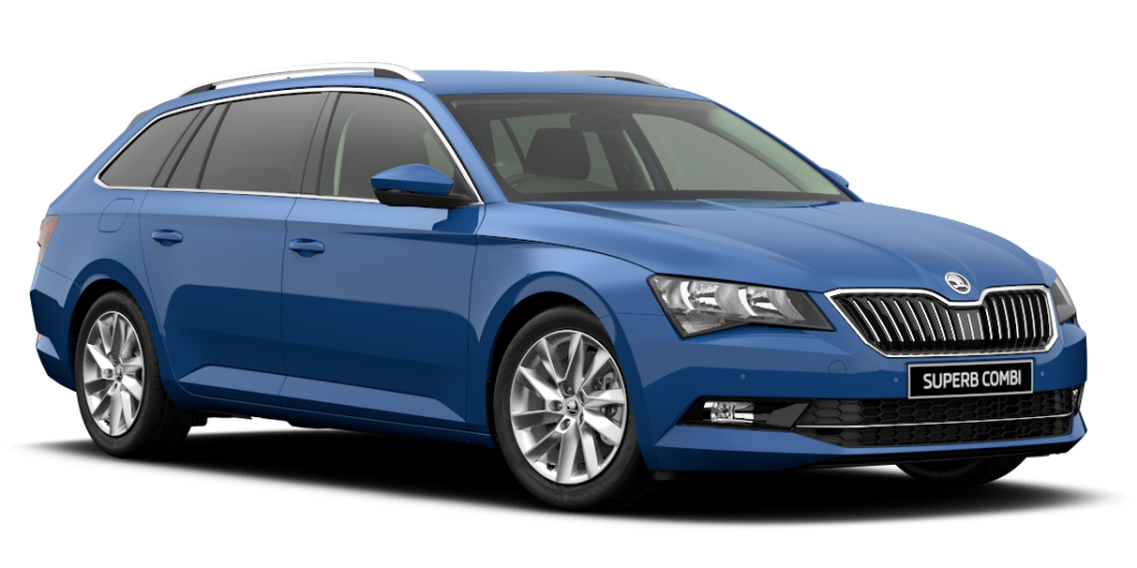 Skoda Superb Finance